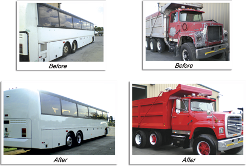 Just Quality Truck and Bus Wash: bus painting, buses painting, truck painting, trucks painting, motorcoach painting, bus washing, buses washing, truck washing, trucks washing, motorcoach washing